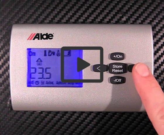 Alde 3010 control panel1