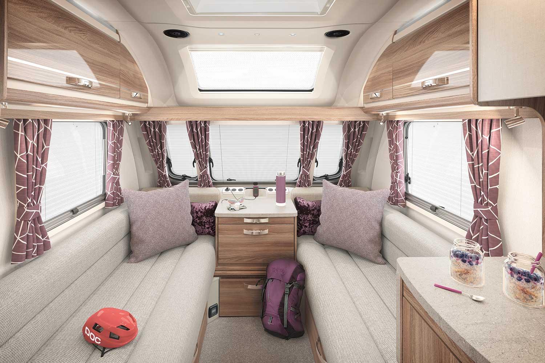 Swift Challenger Caravans - Yorkshire Coast Caravans ...